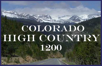 Colorado High Country 1200k