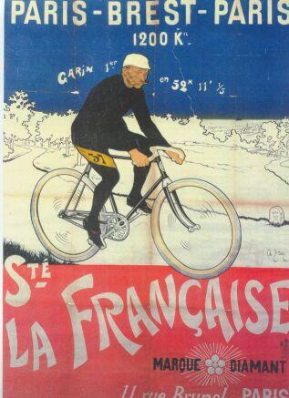 1901 PBP Winner Maurice Garin