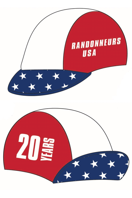 20th Anniversary Cap