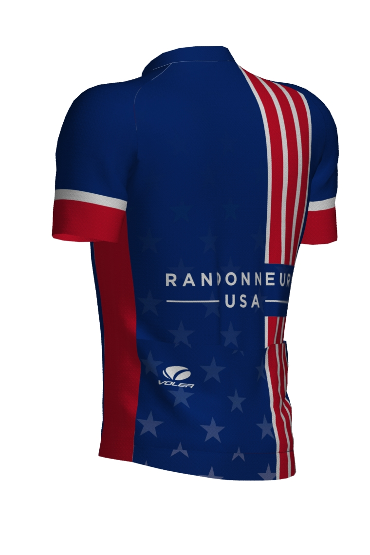 RUSA new jersey - back
